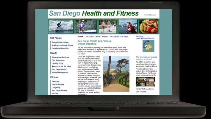 San Diego Health and Fitness